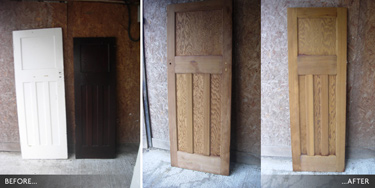 Door stripping - London Guildford Beds Bucks & West London Door Stripping u0026 Restoration
