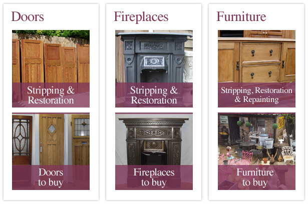 West London Doorstripping & West London Door Stripping - Fireplace stripping - Furniture ...